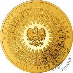 1000 złotych - beatyfikacja Jana Pawła II