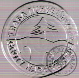 Groty Nagórzyckie - szkło