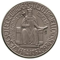 10 złotych - Kazimierz Wielki na tronie CuNi