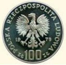100 złotych -Janusz Korczak - profil