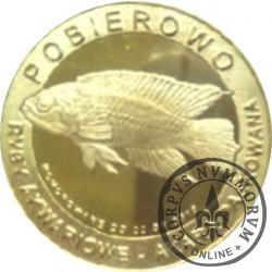 10 złotych rybek - Pomorze Zachodnie / Pobierowo ~ Akara paskowana (X emisja - mosiądz)