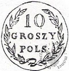 10 groszy - NW
