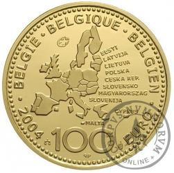 100 euro - Rozszerzenie Unii Europejskiej