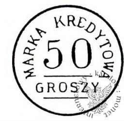 50 groszy - cynk