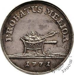 złotówka koronna - srebro