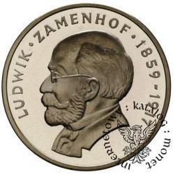 100 złotych - Ludwik Zamenhof