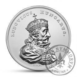 50 złotych - Ludwik Węgierski