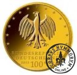100 euro - Ogrody Dessau-Wörlitz
