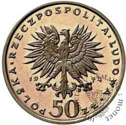 50 złotych - Fryderyk Chopin