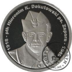 """10 wilków (Ag) - płk. Hieronim K. Dekutowski """"Zapora"""""""