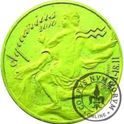 WODNIK - Wolfgang Amadeus Mozart (mosiądz pozłacany)