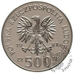 500 złotych - piłkarz