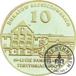 10 dukatów kleszczowskich (golden nordic)