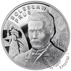 10 złotych - Bolesław Prus