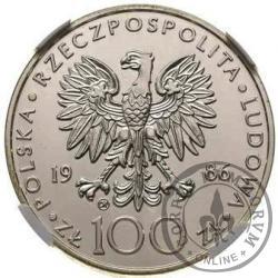 100 złotych - Jan Paweł II - st.zw.