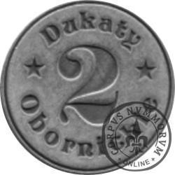 2 dukaty obornickie