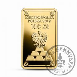 100 złotych - Powrót złota do Polski