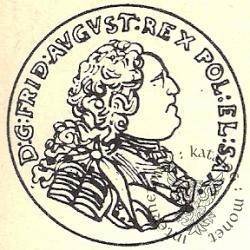 gulden (2/3 talara) - bez oznaczeń mincerskich