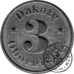 3 dukaty obornickie