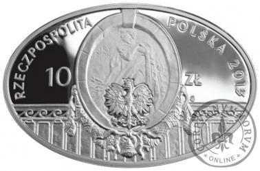 10 złotych - 100-lecie Teatru Polskiego w Warszawie