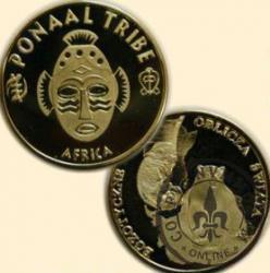 PONAAL TRIBE (mosiądz)