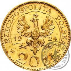 20 złotych - RP Au