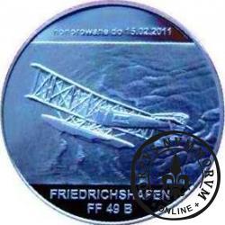 150 asów - FRIEDRICHSHAFEN FF 49 B