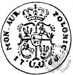 dukat - monogram, AUR, bez orderu