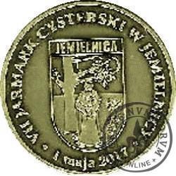 VII JARMARK CYSTERSKI W JAMIELNICY (mosiądz)