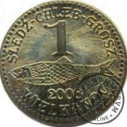 1 grosz śledziowy 2008