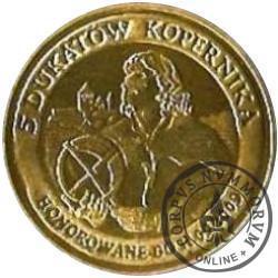 5 dukatów Kopernika - Olsztyn