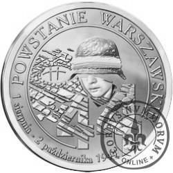 70. Rocznica Powstania Warszawskiego (Ag)