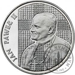 10 000 złotych - Jan Paweł II