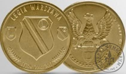 Legia Warszawa (II emisja)