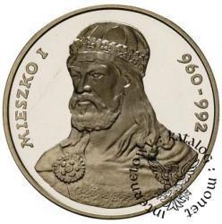 200 złotych - Mieszko I