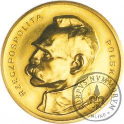 100 (bez nazwy) - Józef Piłsudski - Au PRÓBA