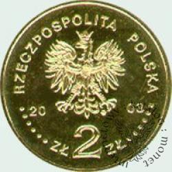 2 złote - 750-lecie Poznania