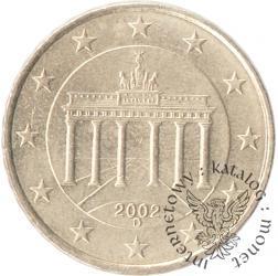 10 euro centów (D)