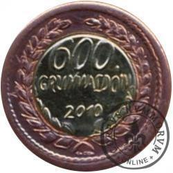 600 grunwaldów (bimetal)