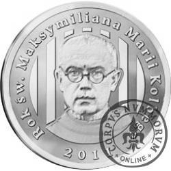 Rok Świętego Maksymiliana Marii Kolbego (Ag)