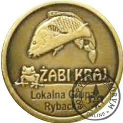 8 talarów śląskich 2014 - ŻABI KRAJ (mosiądz)