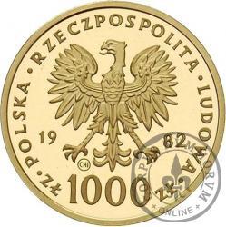 1000 złotych - Jan Paweł II - st.l.