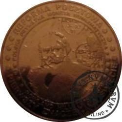 20 pocztowych - PIERWSZY ZNACZEK NA ŚWIECIE 1840 (mosiądz czarny)