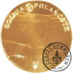 1 zakapior / TAMA SOLINA (mosiądz)