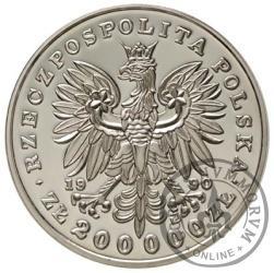200 000 złotych - Tadeusz Kościuszko - Ag