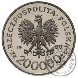 200 000 zł - Solidarność