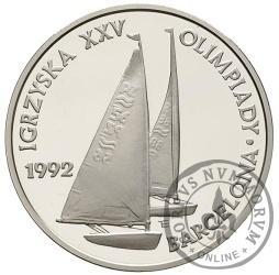200 000 złotych - XXV Igrzyska Barcelona 1992