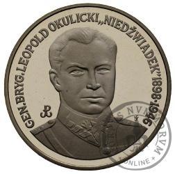 200 000 złotych - gen. Leopold Okulicki