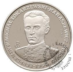 200 000 złotych - gen. Michał Tokarzewski-Karaszewicz