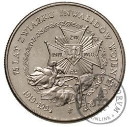 20 000 złotych - Związek Inwalidów Wojennych RP